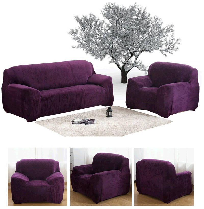 1 2 3 seater easy install stretch couch sofa lounge